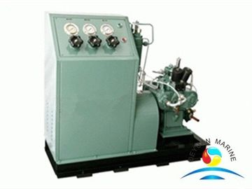 China High Pressure Air Compressors For Marine Auxiliary Machinery With 14.7 Mpa supplier