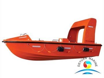 China Solas CCS Certificate Marine Speed Rescue Boat Bowrider Boat Fender Fast Rescue Boat supplier