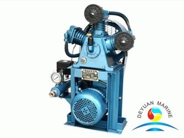 China CVF - 90 / 1 Marine Auxiliary Machinery Vertical Low Pressure Air Compressor supplier