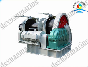 China Marine Boat Anchor Windlass 150KN For Large Equipment Lifting supplier