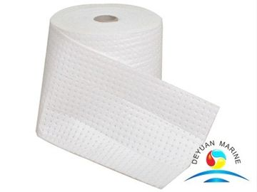 China High Absorption Oil Absorbent Rolls Rate PP 4mm Thickness Melt - Blown supplier