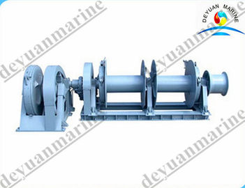 China 75.0KN Horizontal Windlass , Boat Anchor Windlass For Large Equipment Lifting supplier