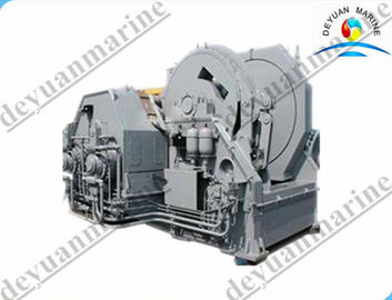China Φ120 / 140 10 Ton Marine Windlass For Machinery Deck Equipment supplier
