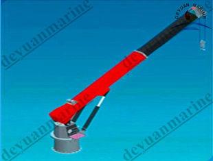 China Steel Welding Shipbuilding Marine Cranes Electric - Hydraulic Drived supplier