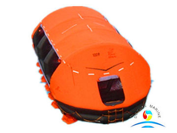 China Navigational Equipment  Self Righting Inflatable Life Raft 6 ~ 125 Persons supplier