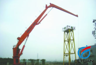 China Marine Knuckle Boom Deck / Offshore Cranes KBS For Machinery Equipment supplier