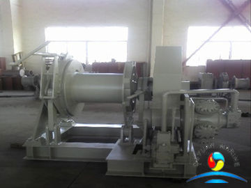 China OEM Marine Hydraulic Winch Air Accommodation Ladder For Boat supplier