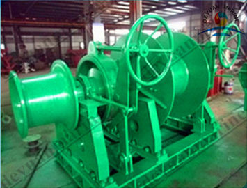 China Single Side Port Shipbuilding Marine Windlass Φ56  58 / 60 with One Drum supplier