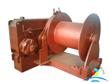China Decking Machine Mooring Marine Winch Boat From 10 to 200 KN supplier