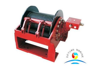 China Tugger Double Drum Winch Towing Marine Ship Fishing Boat  Anchor supplier