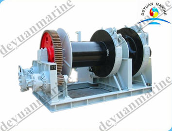 China Φ70 / 73 Marine Windlass Hydraulic Deck Equipment For a Ship supplier