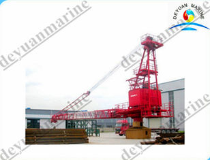 China Hoist Marine Cranes Knuckle Boom Ship Deck Lifting Equipment supplier