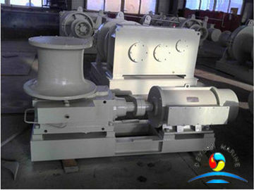 China 20 Ton Boat Capstan , Electric Capstan With Three - Speed Motor supplier