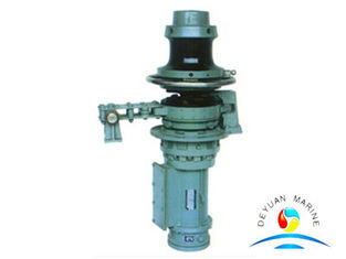 China 5 - 100 KN Mooring Capstan With Vertical Three - Speed Motor supplier