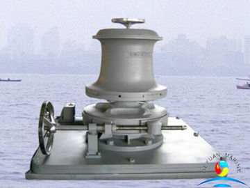 China 120KN Vertical Electrical Marine Capstan Anchor And Mooring Rope supplier