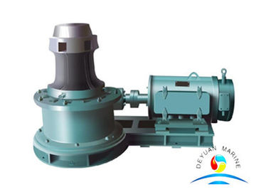 China Hand Powered Marine Ship Capstan 380V Hydraulic Electric For Deck supplier