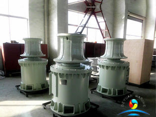 China RINA Mooring Rope Tug Marine Capstan Stainless Steel With Cable supplier