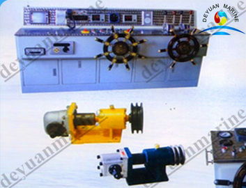 China Double Rudder Cargo Ships Marine Steering Gear Engine Deck Machinery supplier
