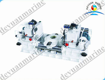 China Swing Type Electro Marine Steering Gear With Hydraulic Cylinders supplier
