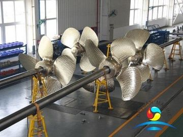 China Bronze Marine Propulsion Systems Controllable Pitch Propeller supplier