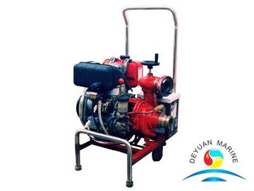 China High Volume Marine Emergency Fire Water Pump Low Pressure 220V supplier