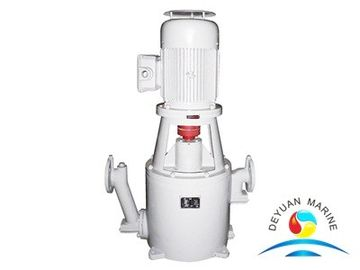 China Marine Vertical Self - Suction Boat Water Pump 440V Non - Clogging supplier