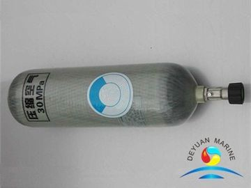 China 30Mpa Marine Fire Fighting Equipment Spare Air Cylinders For Breathing Apparatus supplier