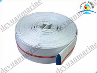 China Flexible High Pressure Marine Fire Fighting Equipment PU Lined Fire Hose supplier