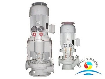 China Large Flow Water Pump Ballast Bilge Fire General Double - Outlet supplier