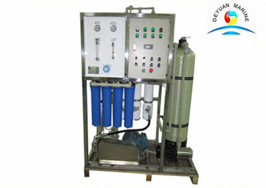 China High Output Marine Fresh Water Generator Manual 1500rpm Diesel Engine supplier