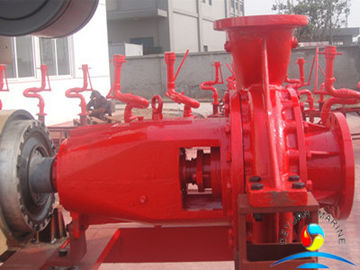 China 600M3 / h Fire Sprinkler Pump Electric High Pressure Multistage supplier