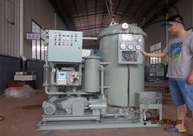 China 0.25M3 / H 15ppm Solas Approval Marine Bilge Separator Oil Water supplier