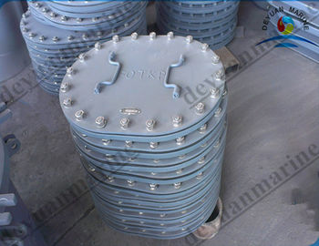China Marine Outfitting Equipment A Type Aluminium Manhole Cover For Boat supplier