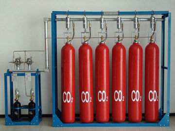 China Marine Fire Hydrant System , 40L Length Fire Security Systems supplier