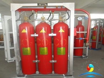 China Marine Carbon Dioxide Fire Suppression Systems With ABS Certificate supplier