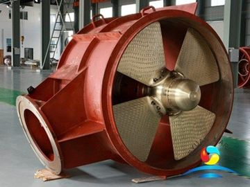 China 1020KW Electric Boat Propulsion Systems Controllable Pitched Tunnel Thruster supplier
