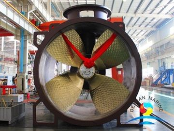 China Marine Diesel Engine Driven Bow Thruster Propulsion Systems supplier