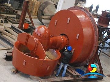 China Electric Driven Marine Propulsion Systems 1380N.m Bronze Azimuth Thruster supplier