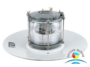 China IP55 220V Marine Navigation Lights White Aluminium Morse Signal CXD7 supplier