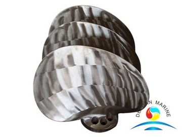 China Aluminum Marine Propulsion Systems With Dull Polishing Processing supplier