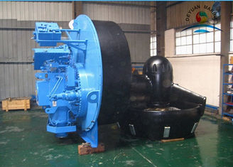 China 450N.M Trans Marine Propulsion Systems Copper Rudder Propeller supplier