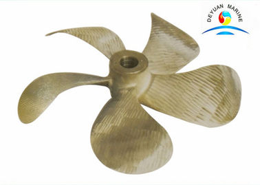 China Marine Outboard Ship Propulsion Systems 4 Blade Fixed Pitch Propeller supplier