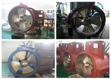 China Azimuth Thruster Marine Propulsion Systems Surface Drive ABS supplier