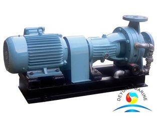China CWR Series Marine Horizontal Hot Water Circulating Pump With 15 - 40 Meter Head supplier