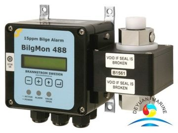 China Marine 15 PPM Bilge Separator With Led Digital Tube DNV Approved supplier
