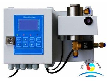 China 220VAC / 110VAC Marine Auxiliary Machinery Precise Oil Content Monitor supplier