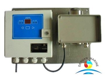 China LCD Display Marine Auxiliary Machinery IP45 For Oily Water Separator supplier