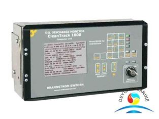 China Ship Oil Discharge Monitor Lightweight High Precision 220VAC IP45 supplier