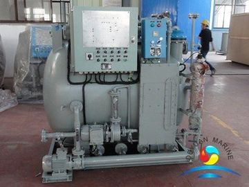 China Sewage Water Treatment Plant Marine Auxiliary Machinery Efficiently supplier