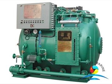 China Explosion Proof Marine Auxiliary Machinery Marine Sewage Treatment Unit supplier